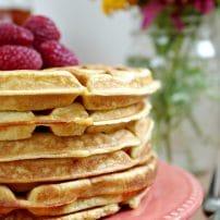 Classic Buttermilk Waffles
