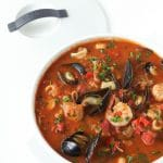Cioppino (fish-stew)