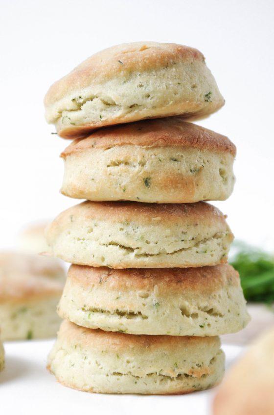 Boursin Biscuits