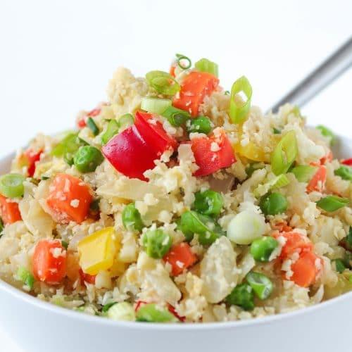 Stone Fruit and Burrata Salad with Avocado
