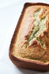 Lemon Poppy Seed Quick Bread