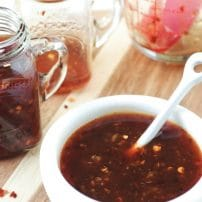 Sweet and Spicy Thai Chili Sauce