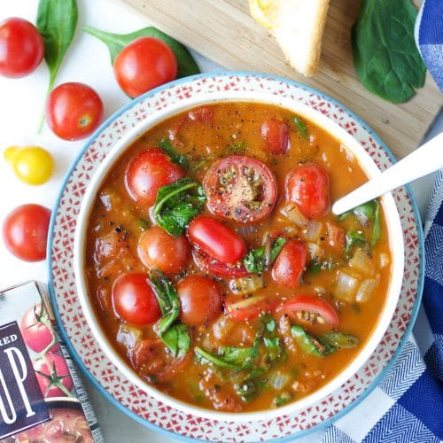 Three Easy Vegetarian Good Natured Soup Recipes