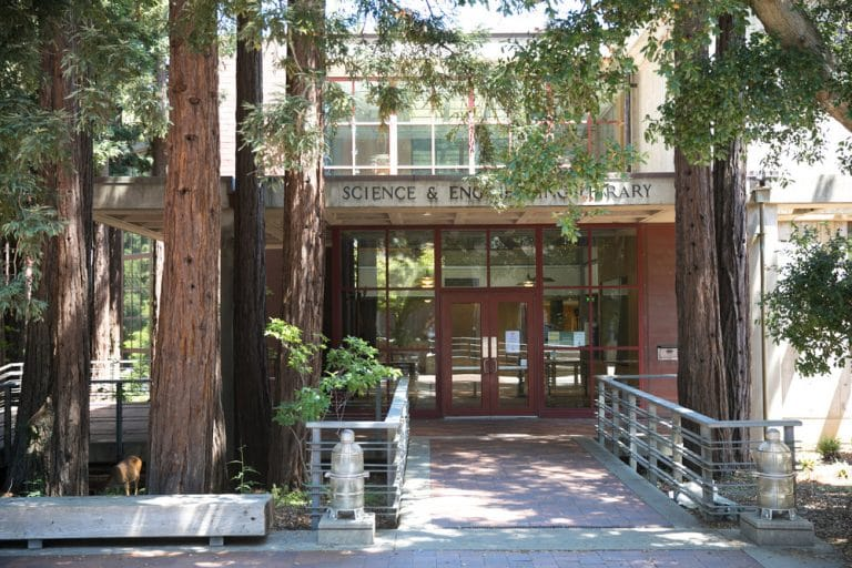 science and engineering library at USCS