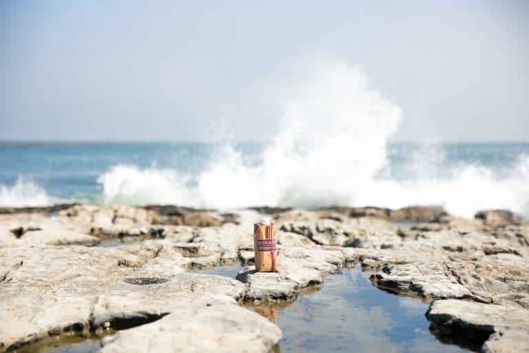 bota box in tide pools
