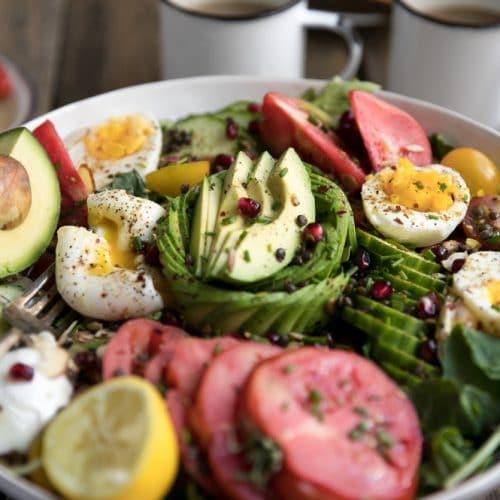 Power Breakfast Salad