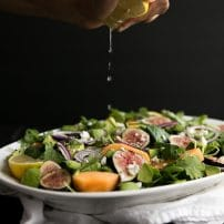 Fig and Melon Salad
