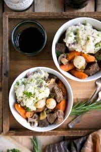 Best Ever Beef Bourguignon (beef stew)