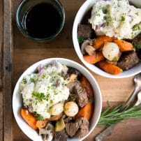 Best Ever Beef Bourguignon (beef stew)