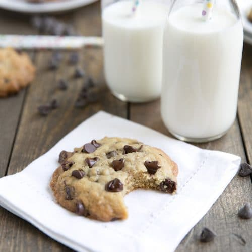 Best Ever Browned Butter Chocolate Chip Cookies