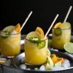 Spicy Orange Margarita