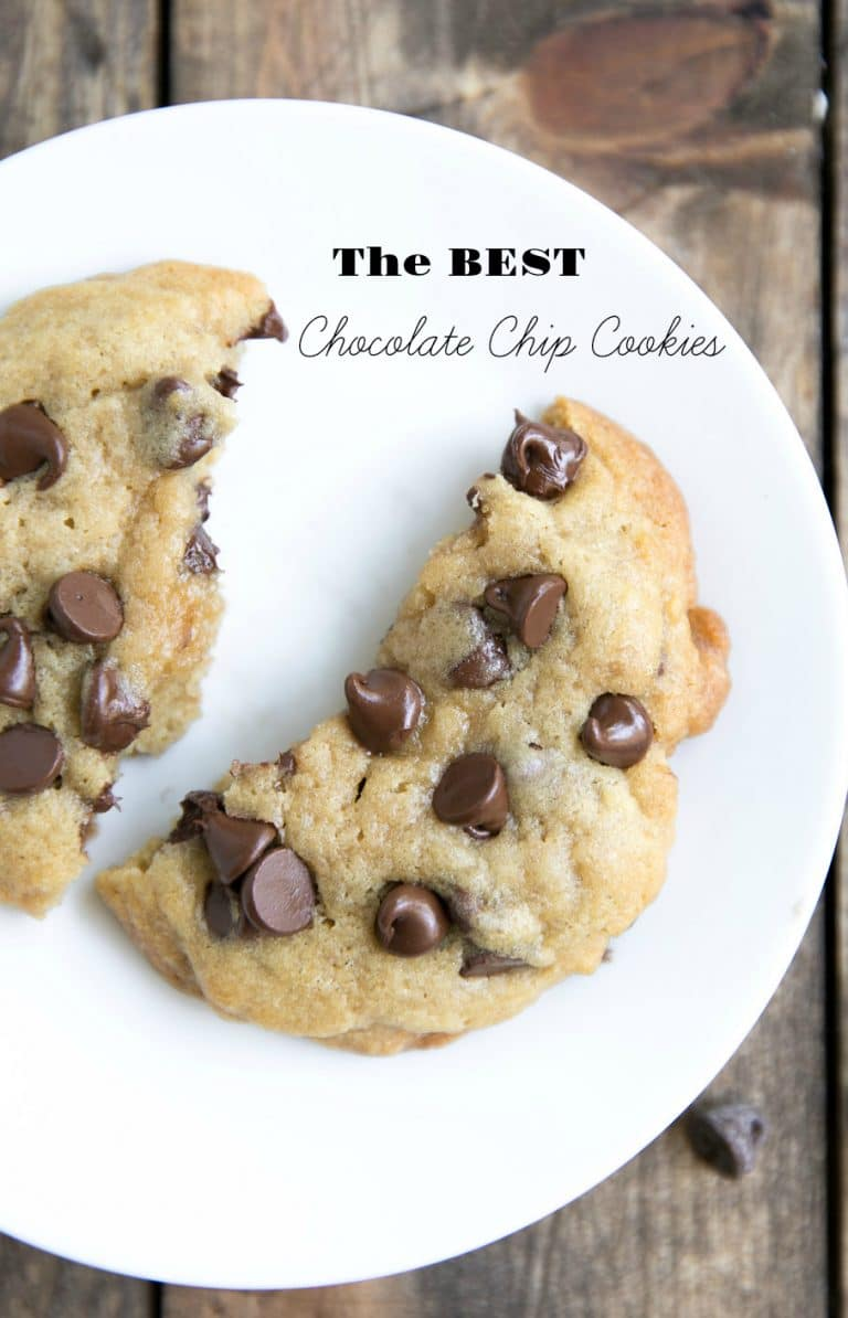 Eat Cake For Dinner Chocolate Chip Cookies