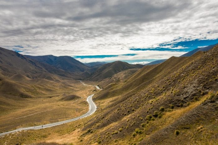 Top 10 Reasons to Visit New Zealand- Lindis Pass