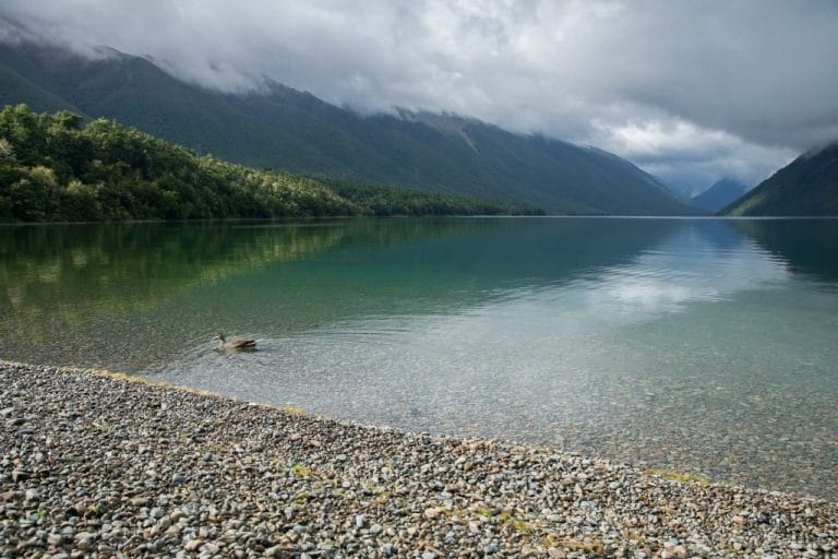 Nelson Lakes National Park, New Zealand
