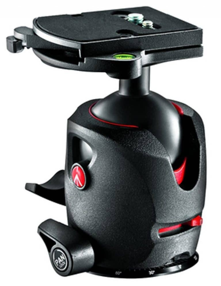 Manfrotto Head for food photography