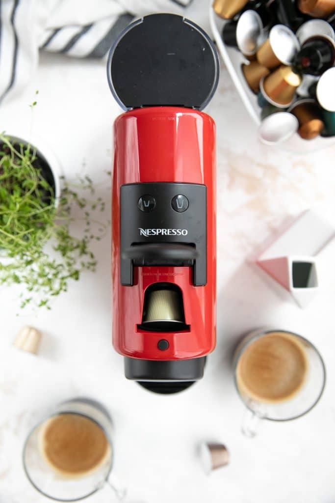 Nespresso Essenza Mini Machine