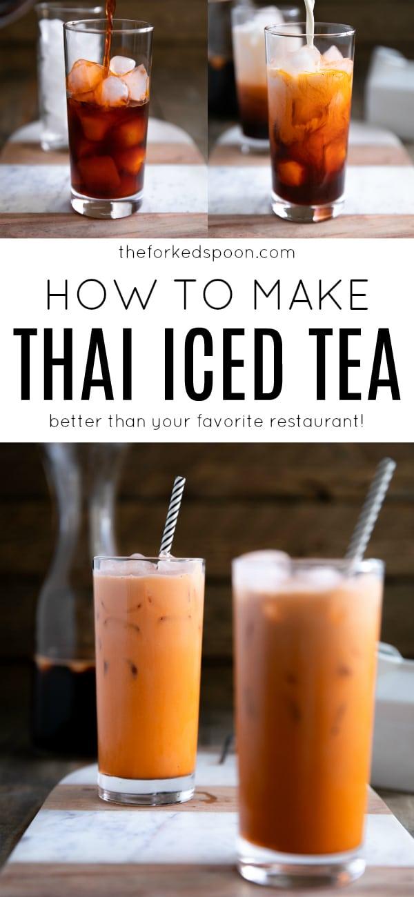 thai iced tea long pin