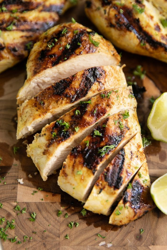 Citrus Chicken Marinade Recipe