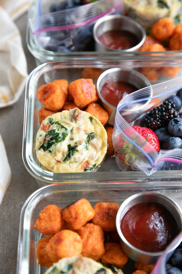 Muffin Egg Cups Recipe Breakfast Meal Prep The Forked Spoon