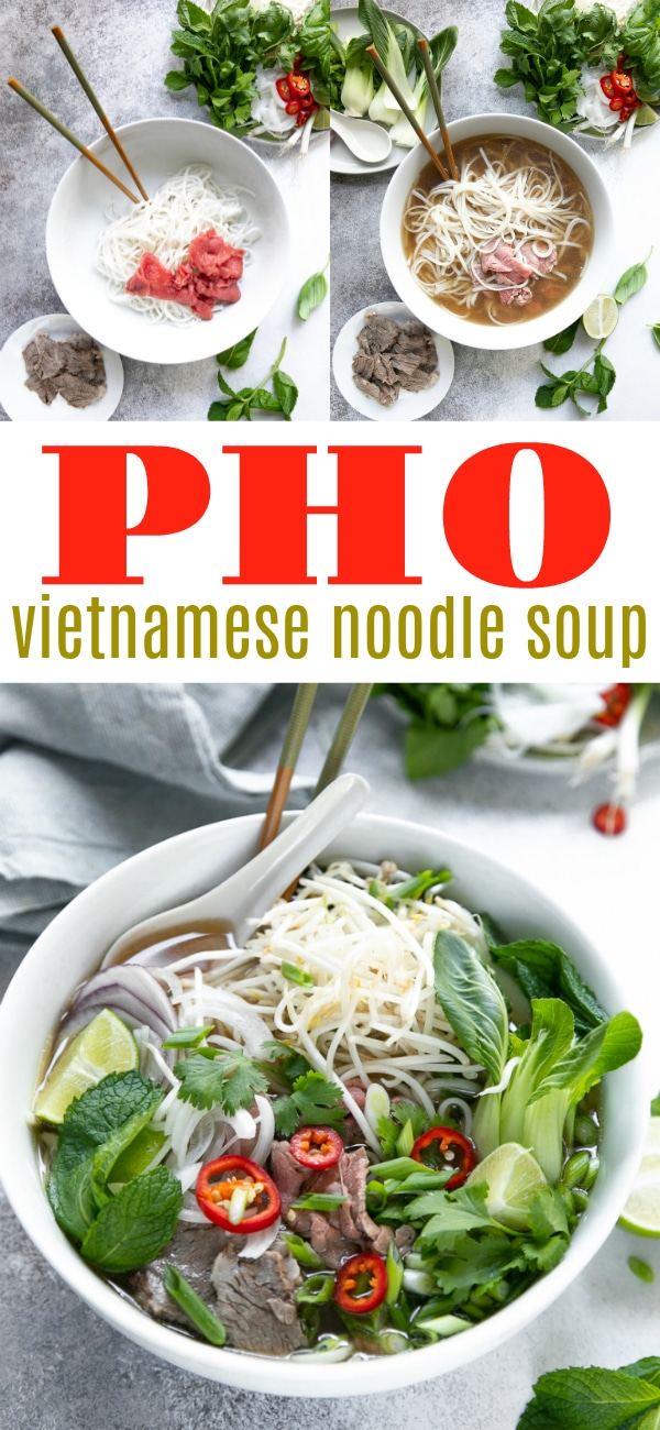 Pho Recipe - How to Make Vietnamese Noodle Soup - The Forked