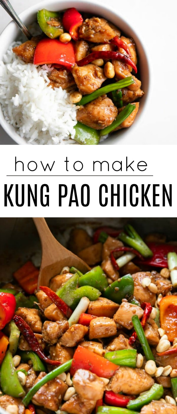 kung pao chicken recipe long pin