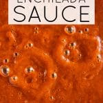 enchilada sauce short pin