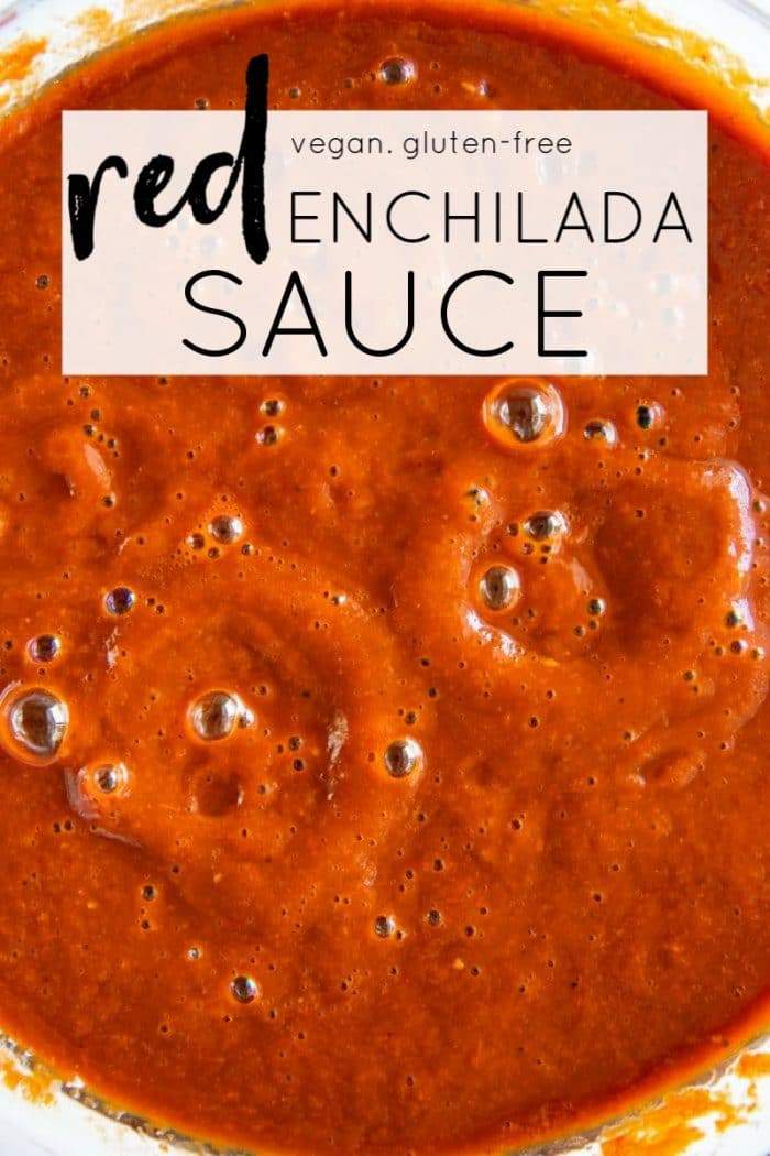 enchilada sauce short pin