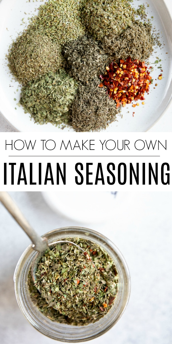 Homemade Italian Seasoning Recipe #italianseasoning #homemade #homemadeseasoningrecipe #italianfood #seasoningrecipe