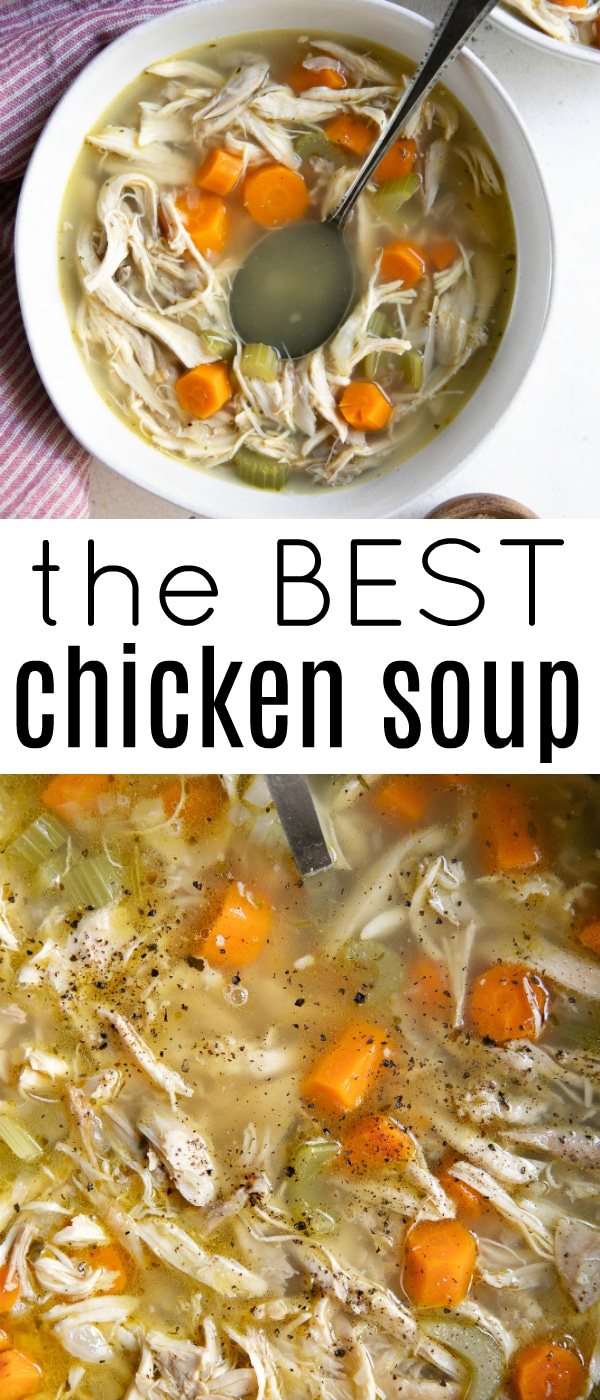 chicken soup pinterest pin