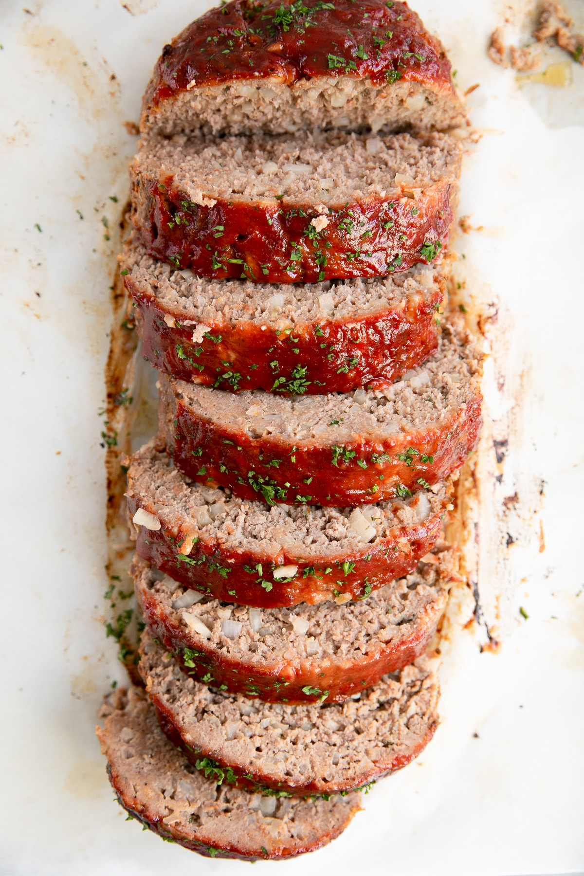 The Best Meatloaf Recipe How To Make Meatloaf The Forked Spoon