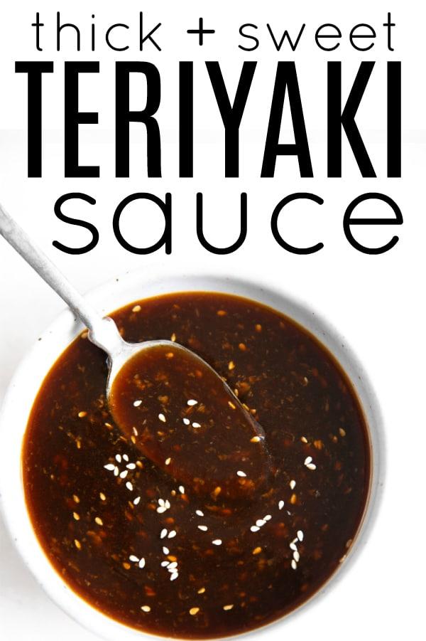 pinterest image for teriyaki sauce