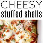 Stuffed Shells Recipe (How to Make Stuffed Shells)