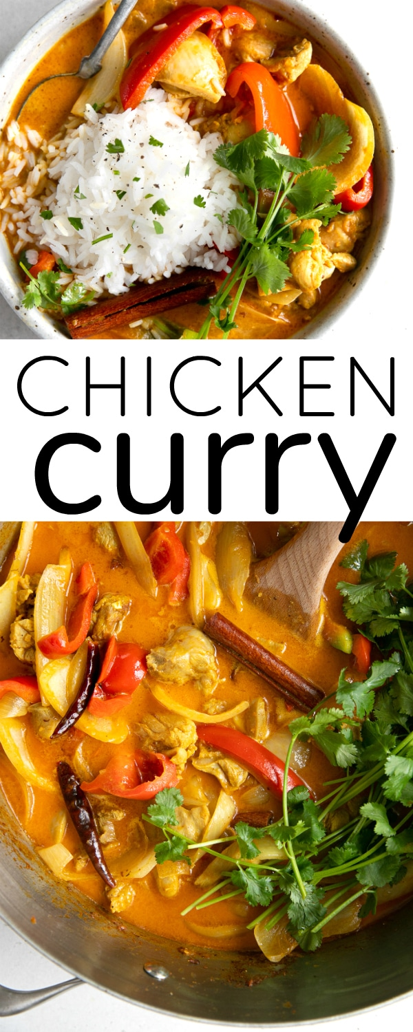 chicken curry long-pin