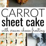 carrot sheet cake long pin