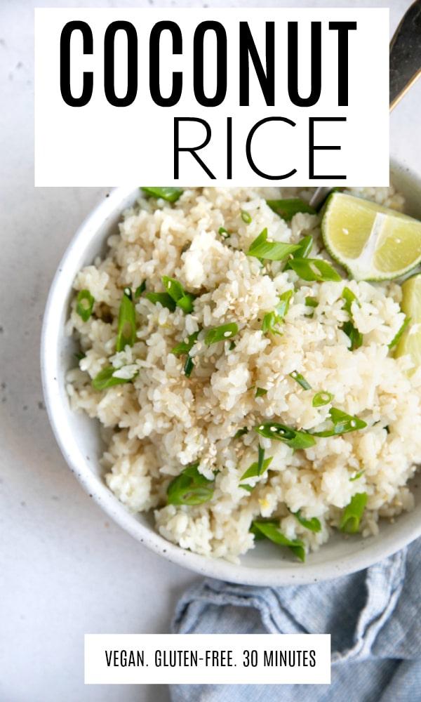 coconut rice short pin