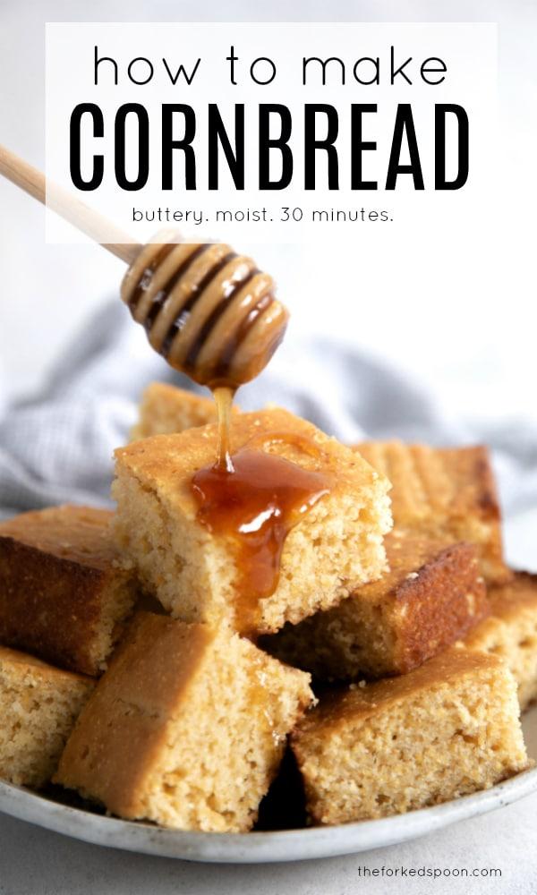 cornbread recipe short pin