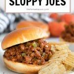 sloppy joes short pin