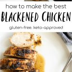 blackened chicken long pin