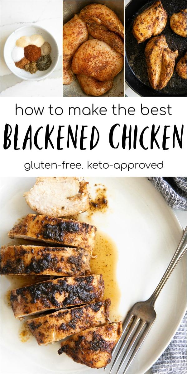blackened chicken long pin