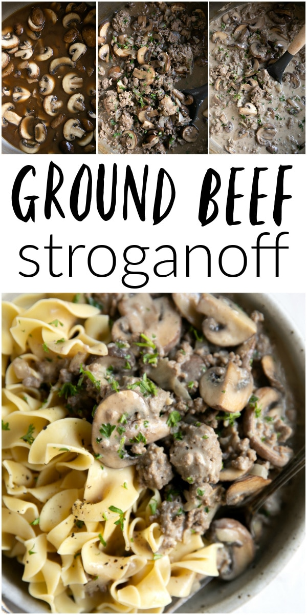 hamburger stroganoff long pin