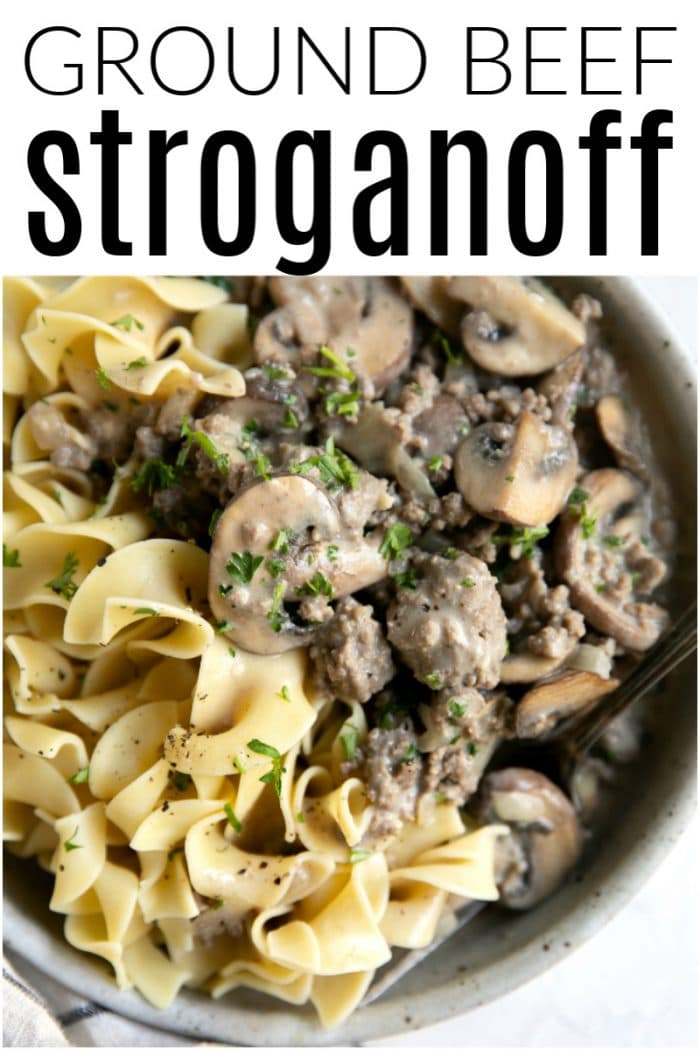 hamburger stroganoff short pin