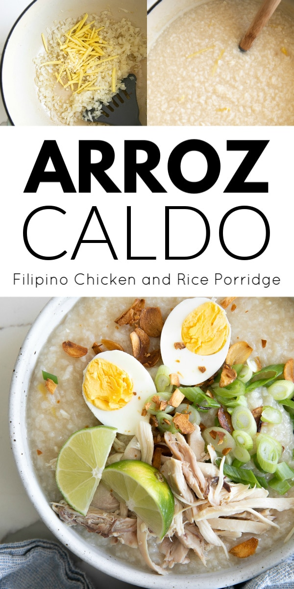 arroz caldo long pin