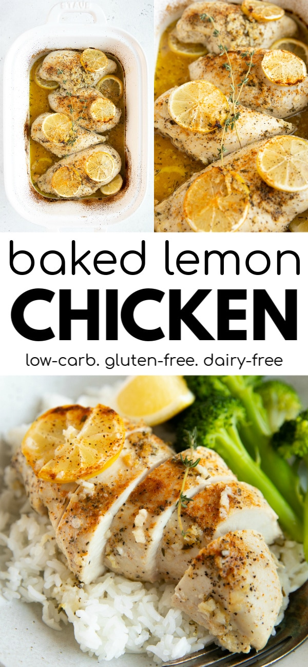 baked lemon chicken long pin