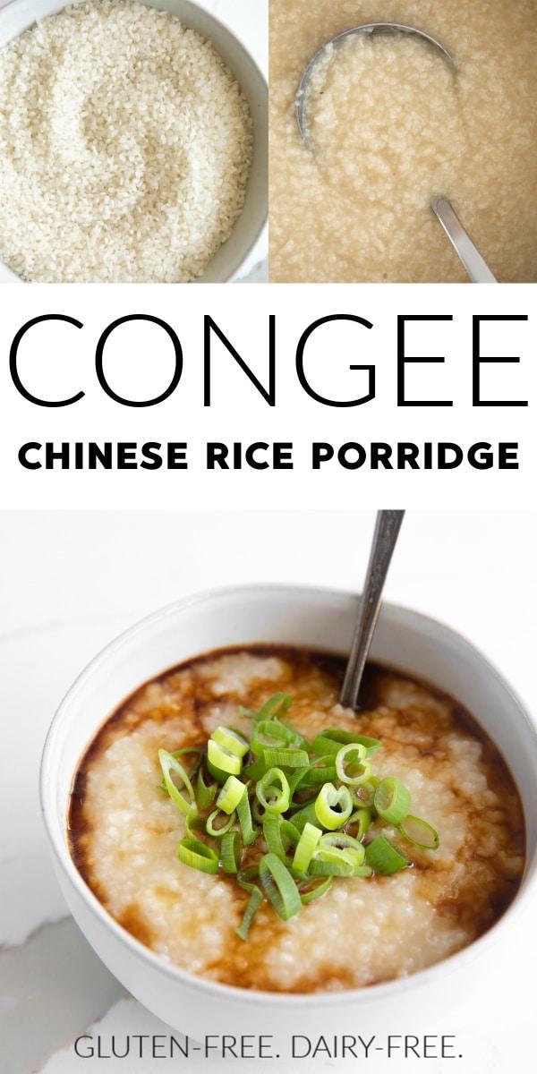 congee long pin