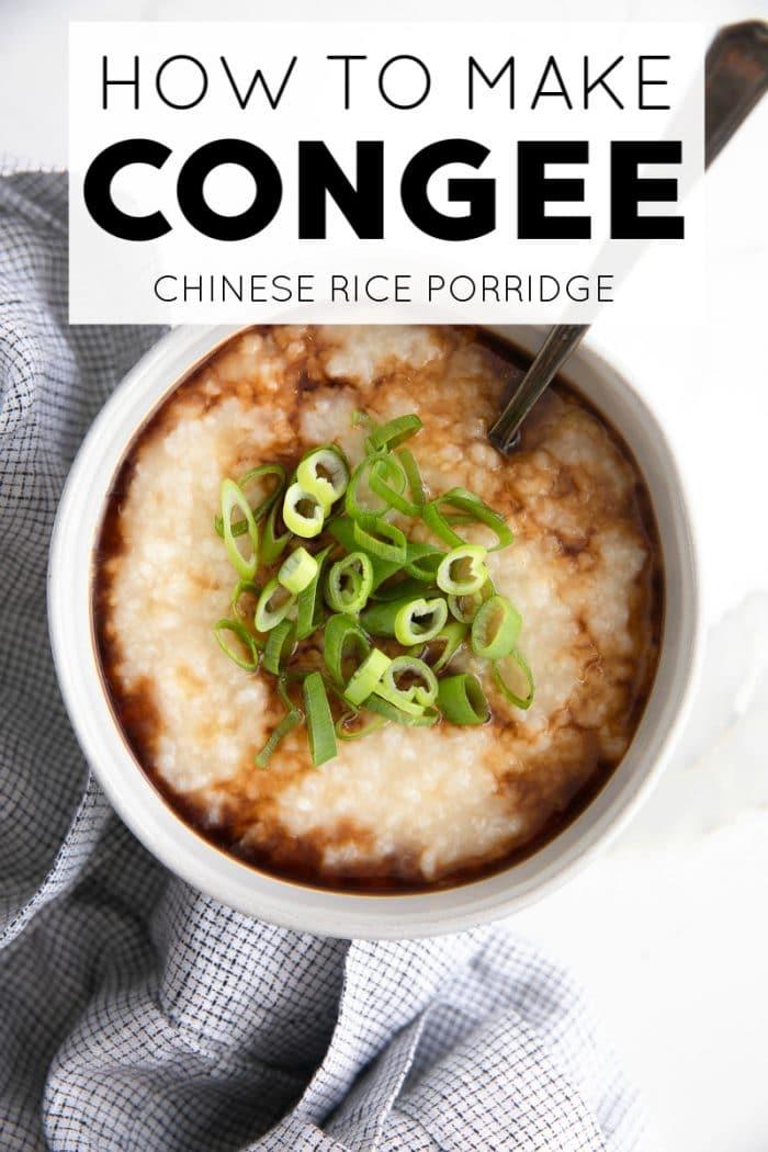 congee short pin