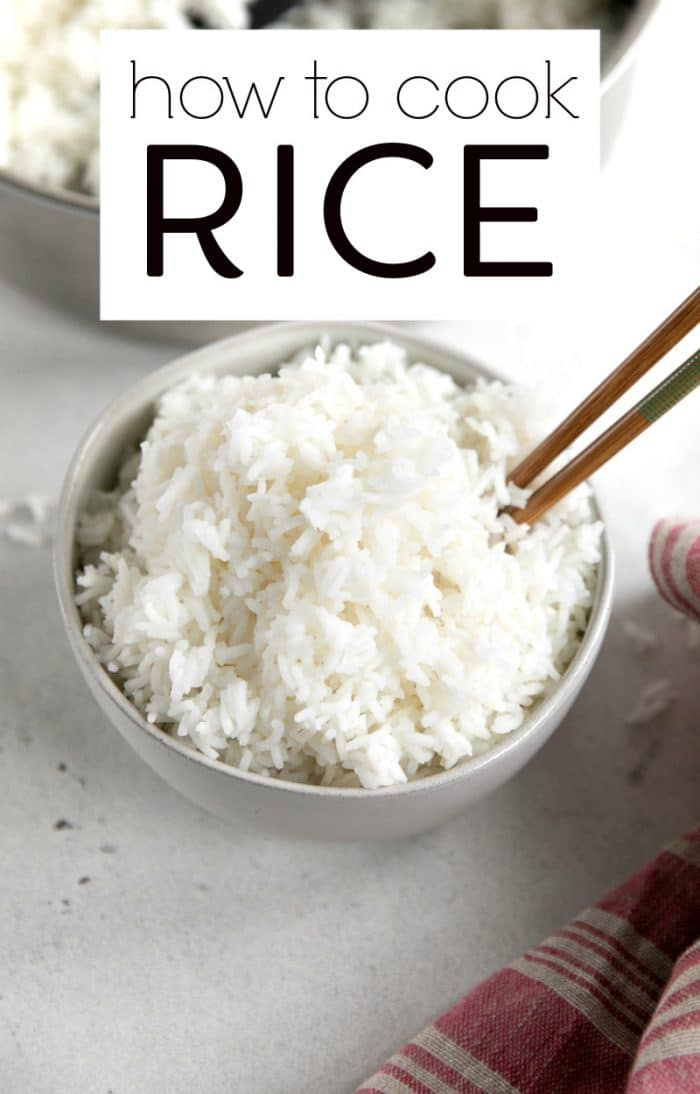 how to cook rice short pin