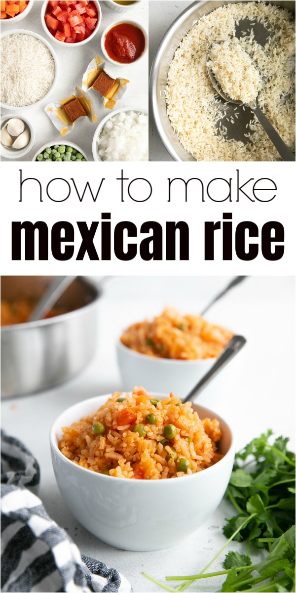 mexican rice long pinterest pin