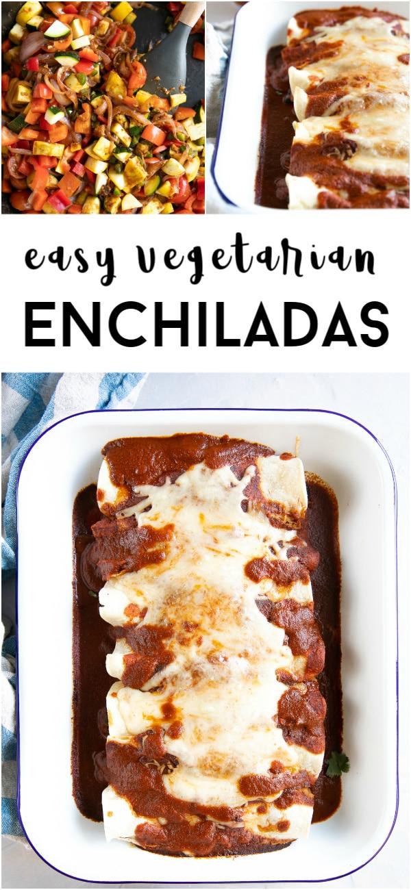 veggie enchiladas long pin