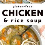 chicken and rice soup long pin