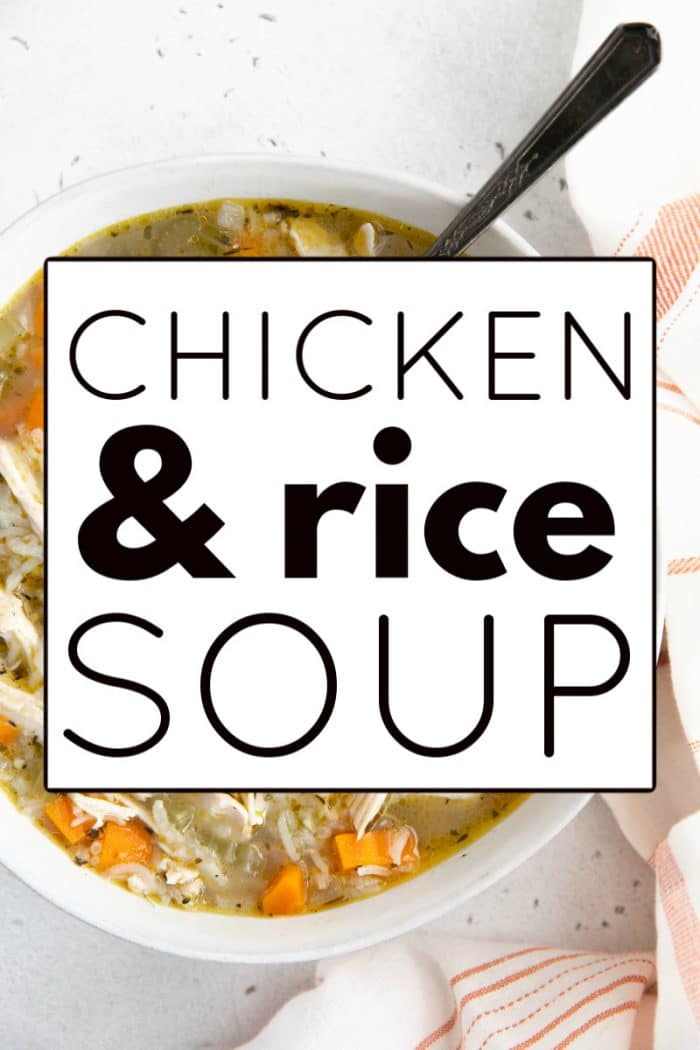 chicken and rice soup short pin